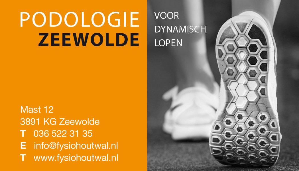 Fysiotherapie Houtwal krijgt Handen en Voeten!
